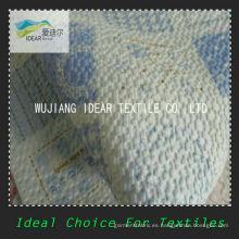 100% algodón Seersucker tela impresa