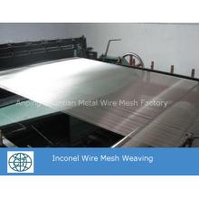 Inconel 600 601 Wire Mesh pour filtre Mesh