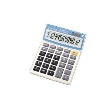 Calculadoras de escritorio Dual Power