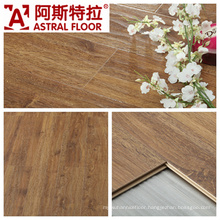 AC3/AC4 Waterproof (U-groove) Wave Embossed Surface Oak Laminate Flooring (AB9998)