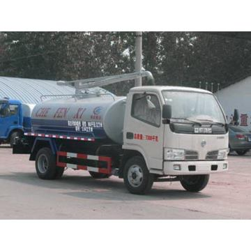 Dongfeng Small 4CBM Vaccum Fecal Truck