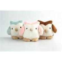ICTI Factory Good Quality Cute Owl Plush Toy