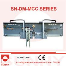 Type de Mitsubishi Porte Machine 2 Panneaux Centre Ouverture avec Inverseur Monarch (synchrone, SN-DM-MCC)