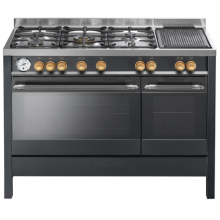 Stove with Electric Ovens Tecnogas