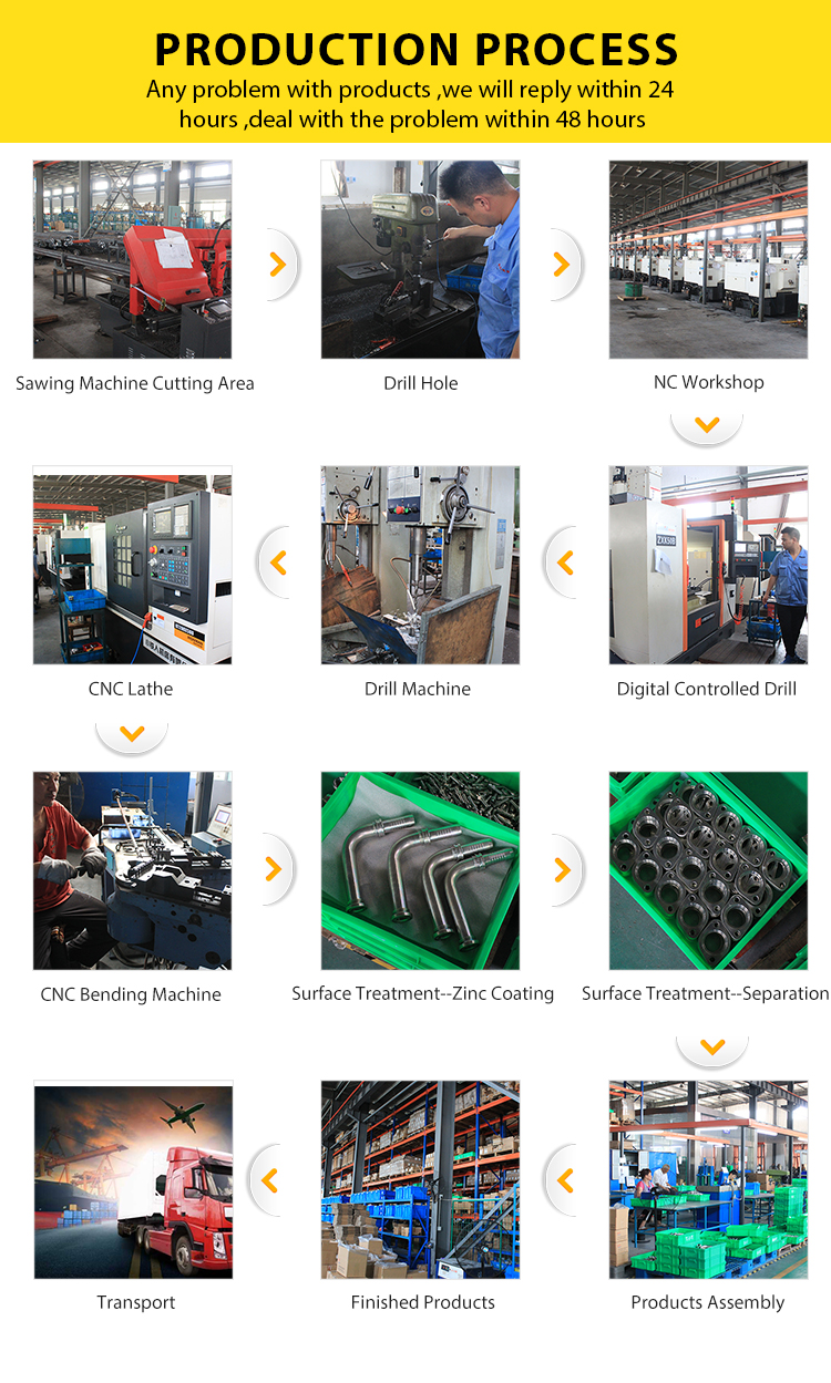 Carbon Steel And Stainless Steel Material Pipe Fitting
