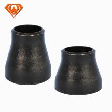 programar 40 accesorios de tubería de soldadura a tope de acero al carbono