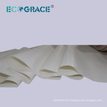 ECOGRACE industrial good abrasion oil repellent polyester dust filter cloth