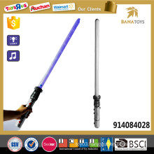Bulk buy space laser sword with sound and light
