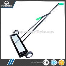 Best price High-ranking magnetic swarf broom sweeper