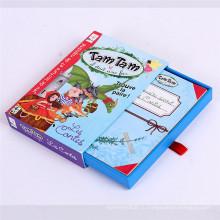 Изготовленный на заказ держатель печатная книга для детей читать