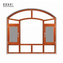 Aluminiumrahmen Glasschiebefenster für Wohnzimmer oder Villa