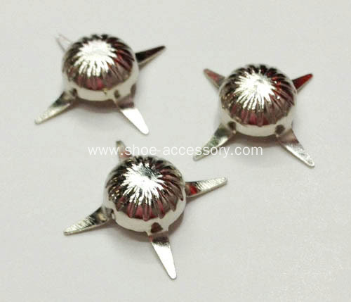 6.7mm Nailheads, Metal Brads, Dome Spiral Nailheads