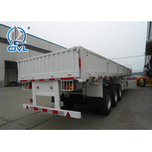 40feet Side Wall Semi Trailer 30-60Tons