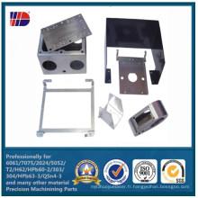Fabrication en acier de poinçonnage en métal pour des pièces de meubles (WKC-209)