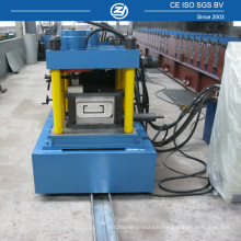 ISO Certificate C Purlin Cold Roll Forming Machine