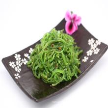 Fornecimento de fábrica de Dalian sabor japonês congelado hiyashi wakame salada