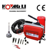 HONGLI hot sale sewer drain cleaner cleaning machine D150