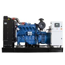 150kva 120kw Emergency Diesel Generator Couple With Yuchai Engine YC6B205L-D20  Stamford Alternator For Home Use