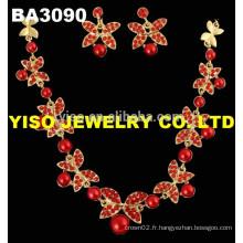 Ensemble bijoux fantaisie bijoux