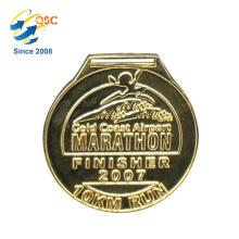 La conception unique de fantaisie de conception vendent font la médaille militaire en métal bon marché de sports