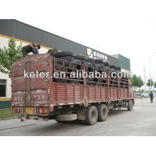 Бренд КЕТЕР нового шинного завода в Китае