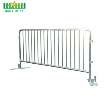 Portable road Metal Steel traffic barriers