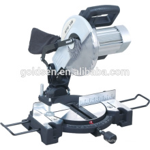 """255mm 10"""" Low Life Power Electric Wood Cutting Cut Off Machine Tools Silent Motor Compound Miter Saw"""