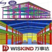 Hangar popular da construção de aço da isolação térmica