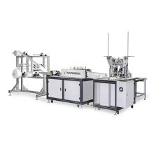Máquina de fabricación de mascarillas desechables completamente automática
