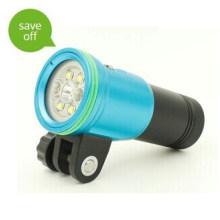 UW Video Lichter für Unterwasser-Kameras