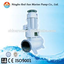 Vertical marine sea water pump