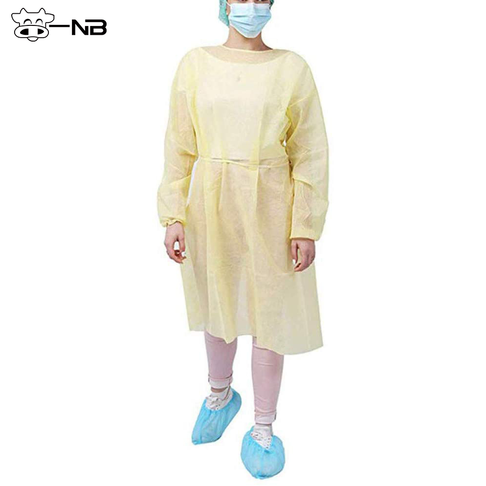 Isolation Gown 5