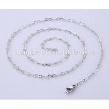 Ensemble de bijoux en design simple Chaîne en acier inoxydable pour Lady BSL004-1