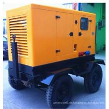 Beweglicher Anhänger Silent Diesel Generator