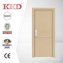 Non Painting MDF Door JKD-M694 with PVC Filmed