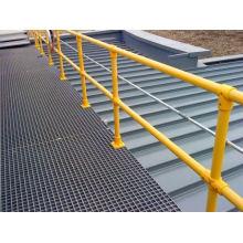 Handling de fibra de vidro de Bell para escadas