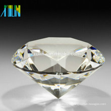 Crystal Diamond Cut Glass Jewelry Paperweight Wedding Home Decor