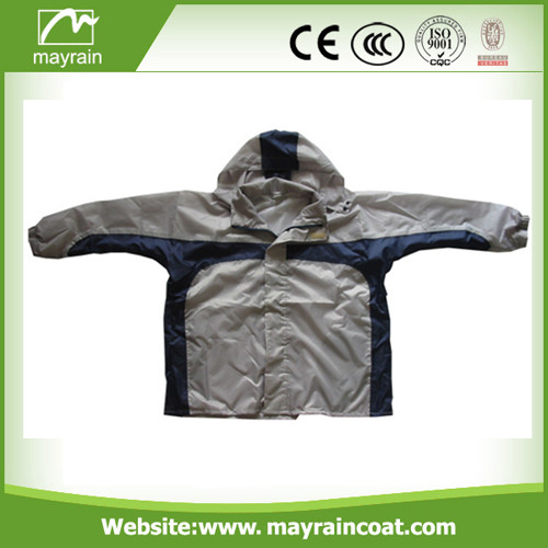 Low Price Polyester Raincoat
