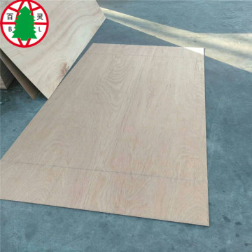 Linyi Keruing Plywood with First-Class Grade