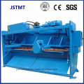 Nc Hydraulic Guillotine Shearing Machine Ras328 (Italy HT071, Pneumatic Back Support)