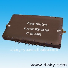 400-450MHz 4mW Brass Nickel Plated Phase Shifters