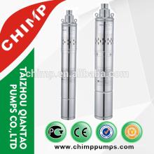 CHIMP PUMP 3QG1.5-72-0.37 / 0.5hp centrifugal submersible screw pump