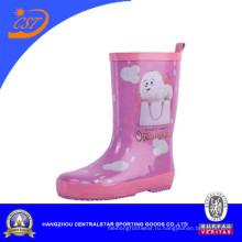 Бесплатный образец красочные дети дождя сапоги (68057)
