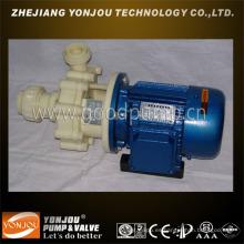 Bomba centrífuga de plástico de flúor (FS)