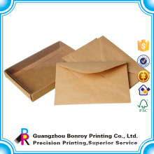 Custom Wedding Brown Bag Envelopes