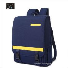 2016 Alibaba proveedor Niñas mochila para la escuela Mochila para la universidad Mochila de libro de bolsillo