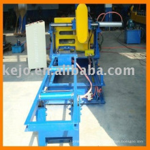 carriage plate forming machine