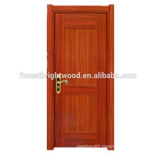New Style Modern Melamine Swing Paint Wood Door
