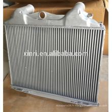Intercooler lourd européen pour refroidisseur intermédiaire MAN TGA 81061300175, NISSENS: 97014