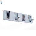 Accessoire de salle de bain ABS Blanc Porte-brosse à dents
